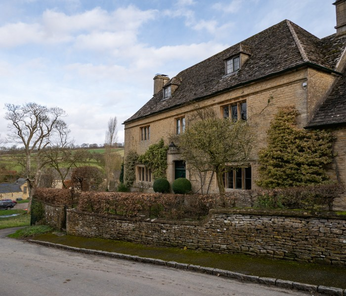 home in upper slaughter cotswolds