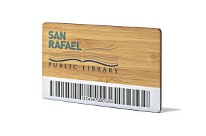 library-card