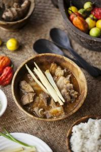 pork and bamboo shoots, recipe
