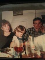 Me, Rob and Tori...a long long time ago :-)