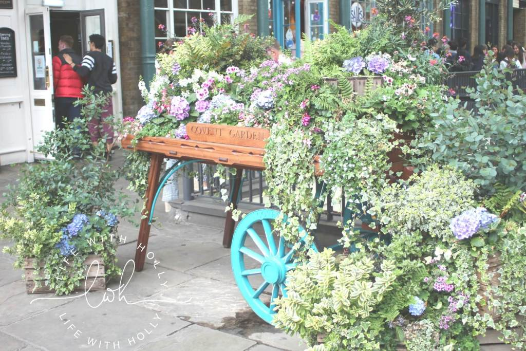 Covent Garden - London on a Budget by Life with Holly - Travel Tips