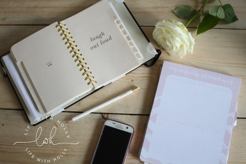 Organisational Tips for Work at Home Mum by Life with Holly