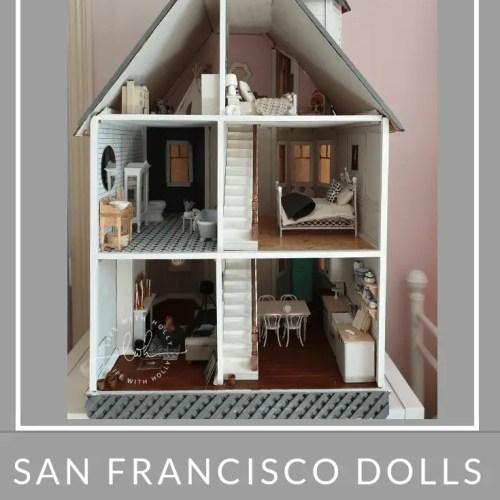 San Francisco Dolls House Project
