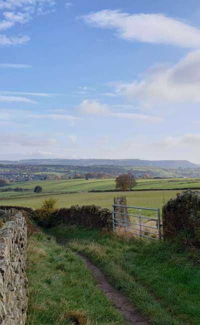 Weekend Wander to Upperthong, Holmfirth