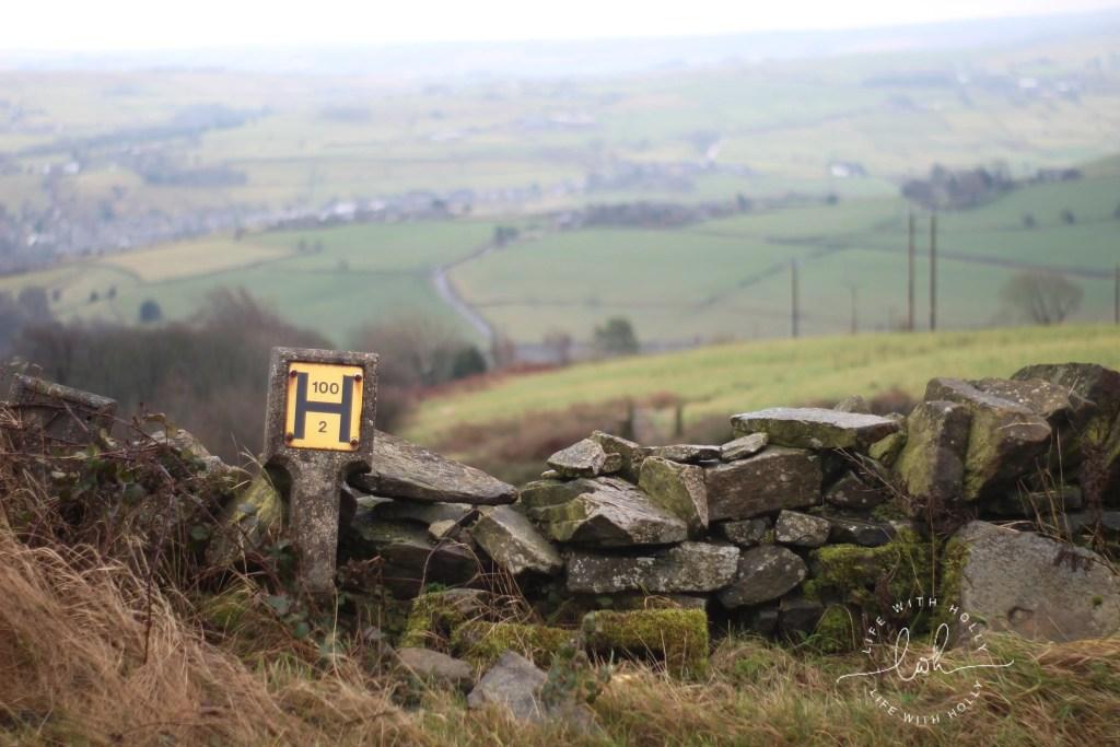 Spectacular Views in Yorkshire Bradshaw, Slaithwaite - Weekend-Wander-Round-Pole-Moor-Huddersfield-Life-with-Holly-Geocache