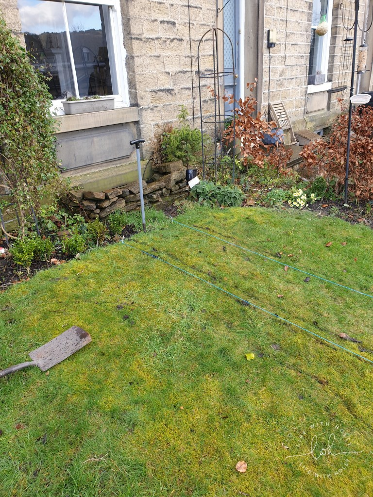 Measuring for new flower beds North-East-Facing-Garden-New-Flower-Bed-Plants-for-Shade-by-Life-with-Holly