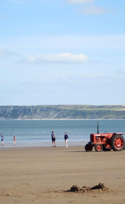 Day Trip to Filey and Hunmanby