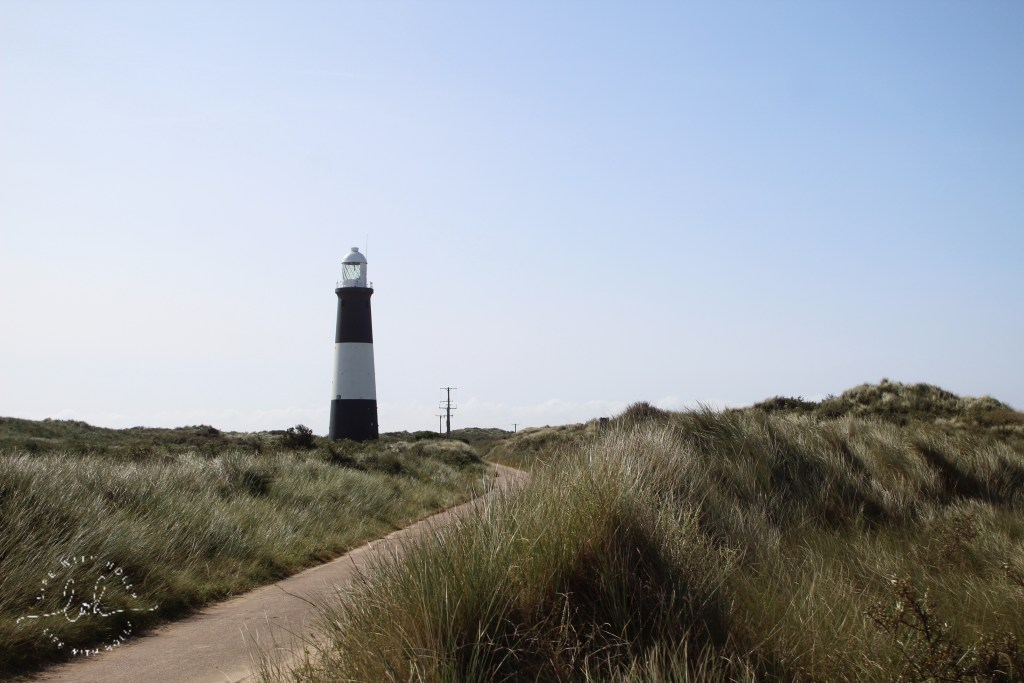 Spurn Lighthouse at Spurn Point by Life with Holly