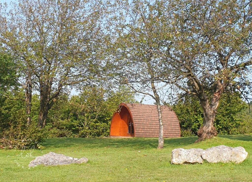 Holgates Camping Pod - Short Break to Silverdale