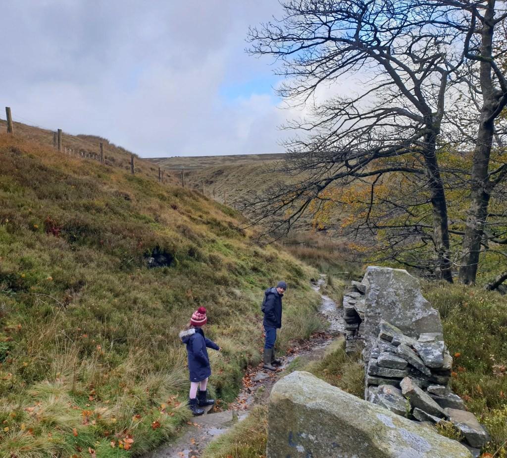 Beautifiul Yorkshire Scenery at Digley