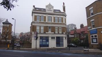 Disused Pub