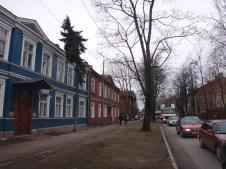 Terraced housing