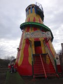 Fun on the Helter Skelter