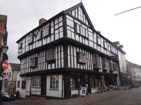 One of many Tudor Buildings