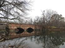 Seneca Aqueduct. Note the repaired span at left.