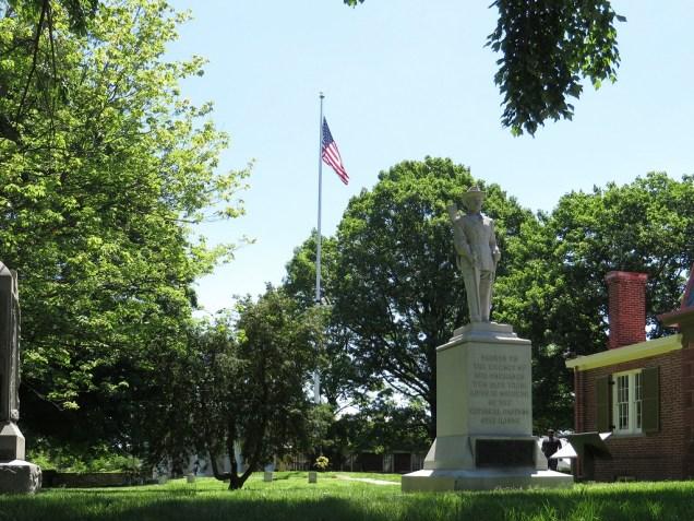 Battleground Cemetery