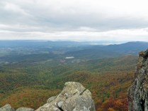View from Little Stony Man