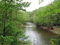 Grist Mill Walking Bridge
