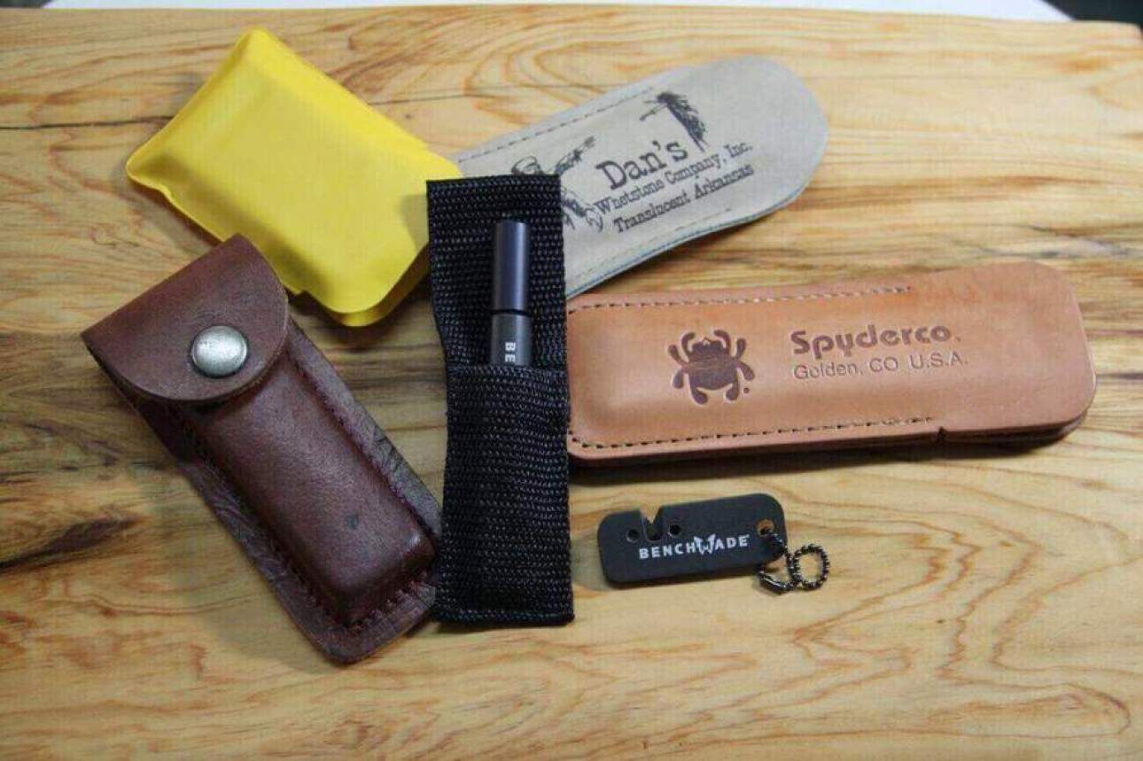 best knife sharpener for pocket knives