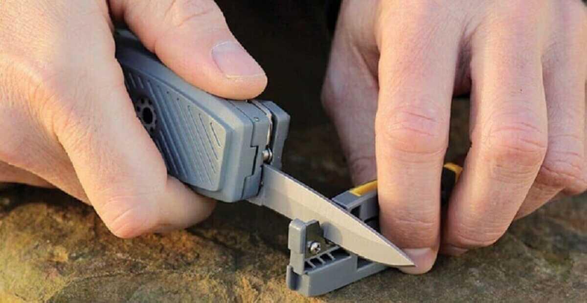 best sharpener for pocket knives