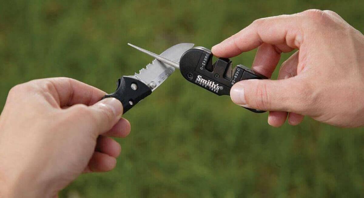 knife sharpener for pocket knives