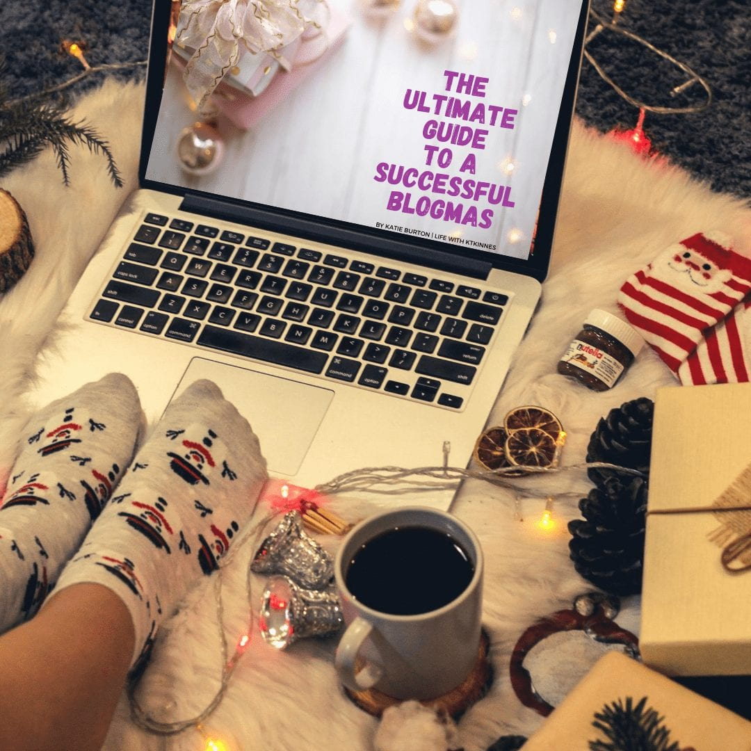 The Ultimate Guide to a Successful Blogmas!