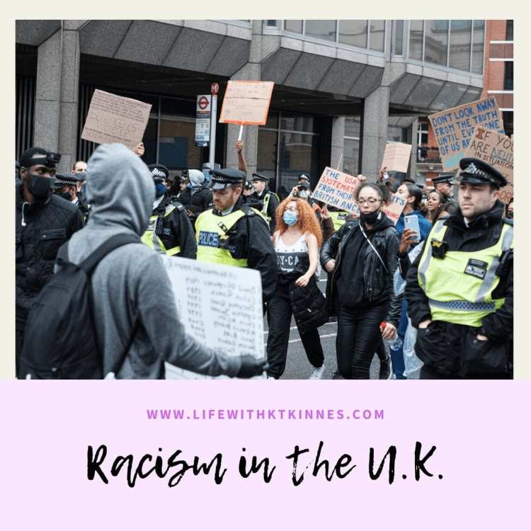 Racism in the U.K. feature image