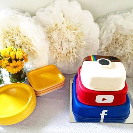 Blog Talk Boylston cake