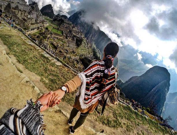 Follow me to Peru, Machu Picchu