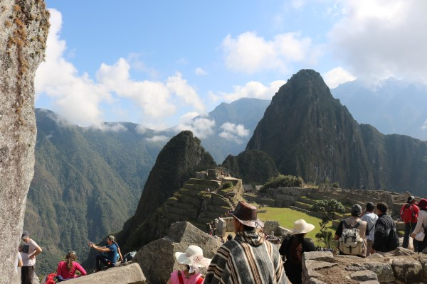Traveling With Libby, Peru