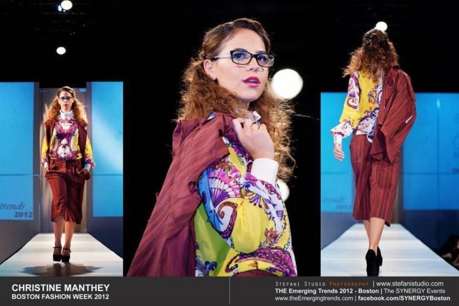 libby vilner boston fashion week