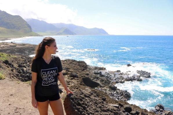 Kaena Point Oaho Hawaii