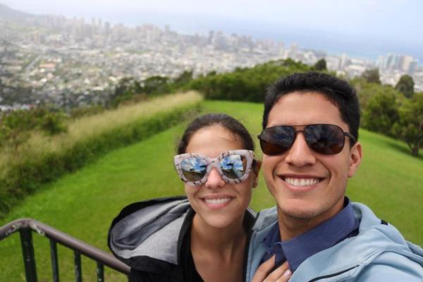 Tantalus viewpoint