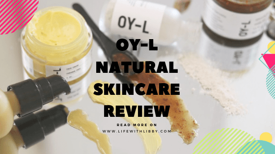OY-L Natural Skincare Review