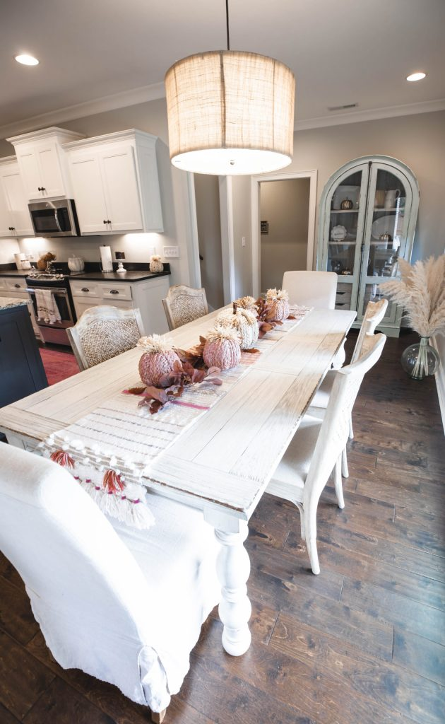 Fall Kitchen And Dining Room Decor Life With Liz
