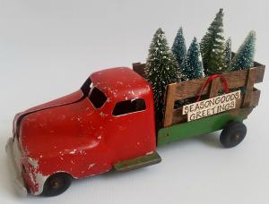 Vintage Truck Christmas - Sadie Seasongoods