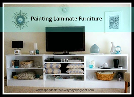 Painting Laminate Furniture - HMLP #35 Feature