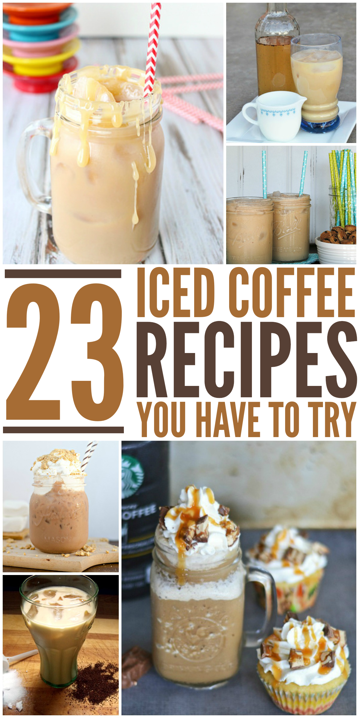 23 Iced Coffee Recipes You Have to Try - HMLP 48 Feature