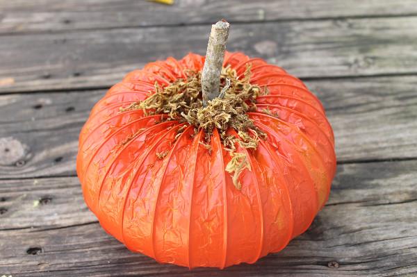 Dryer Vent Pumpkin- HMLP 53 Feature
