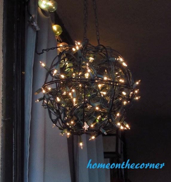 Hanging Flower Basket Light - Feature - HMLP 57