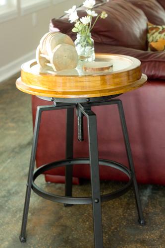 DIY Clock Table - HMLP 62 Feature