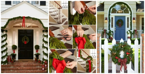 Decorating Tips To Spruce Up Your Home For Christmas - The Road To Domestication - HMLP 65 Feature
