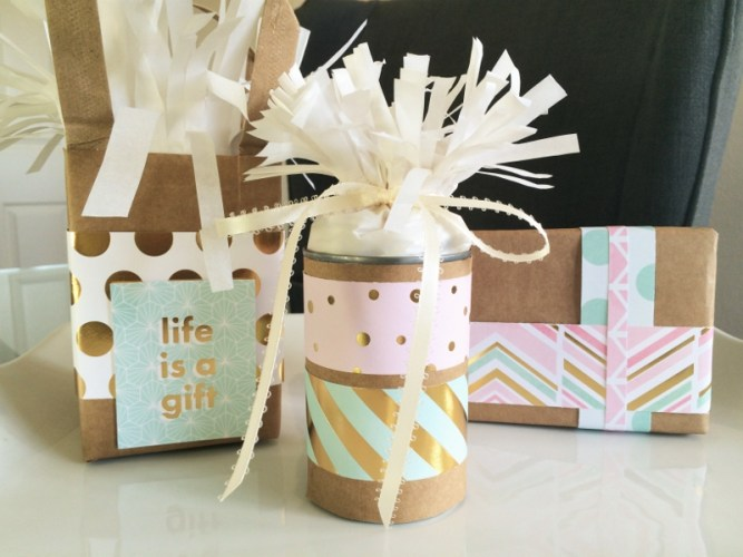 3 Clever DIY Upcycled Packaging Ideas - DIY Inspired - HMLP 85 Feature