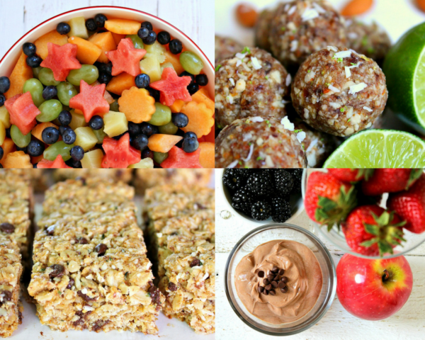 Snack Attack 10+ Healthy & Simple Recipes-Grounded and Surrounded-HMLP 123 Feature