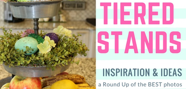 Tiered Stands Inspiration and Ideas - Jenny Lousie Marie - HMLP 149 Feature