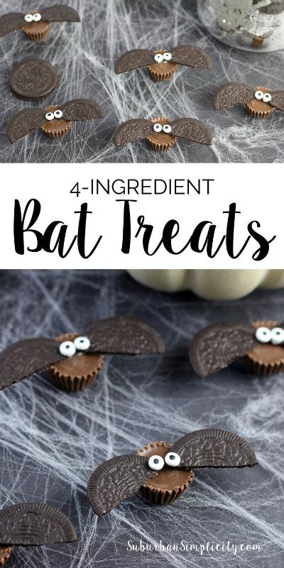 4-Ingredient Bat Treats - Suburban Simplicity - HMLP 158 Feature