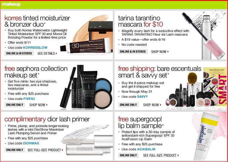Sephora Beauty Buys