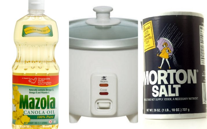 how to make good white rice