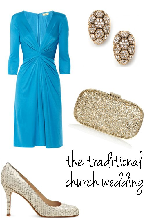 what to wear church wedding