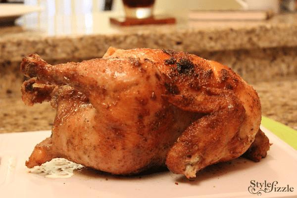 chicken rotisserie recipe